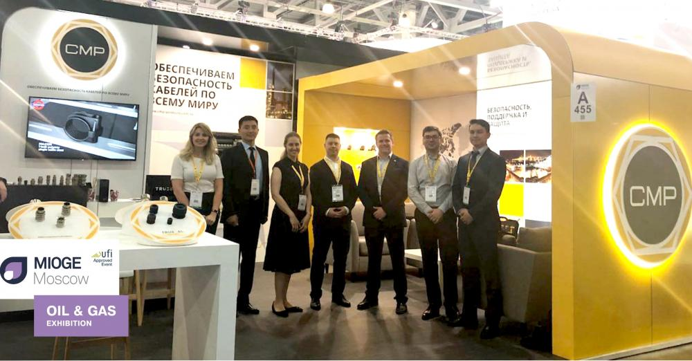 SIGMA SOLUTIONS HAS TAKEN PART IN MIOGE 2018